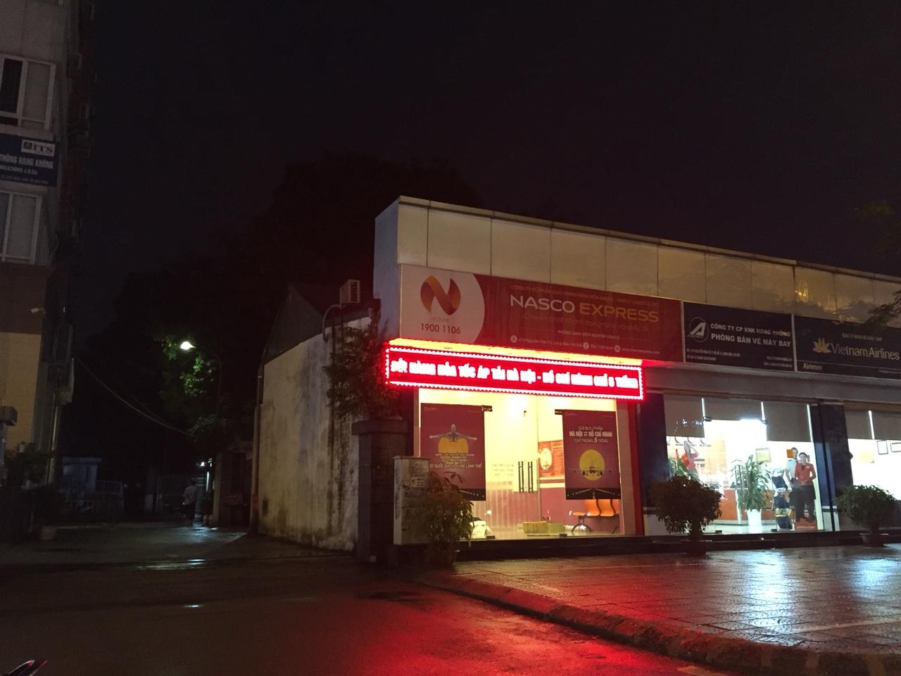 Làm biển quảng cáo tại Thanh Oai Hà Nội