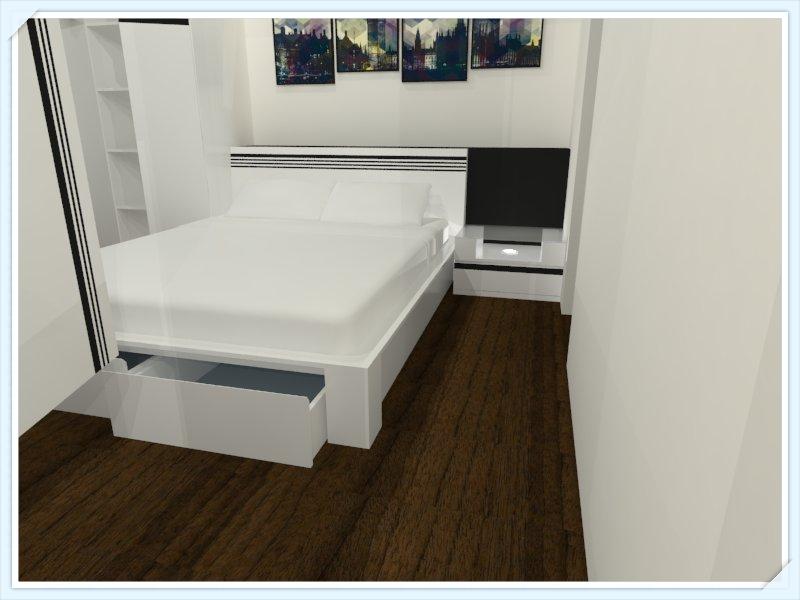 Nội thất căn hộ chung cư 1