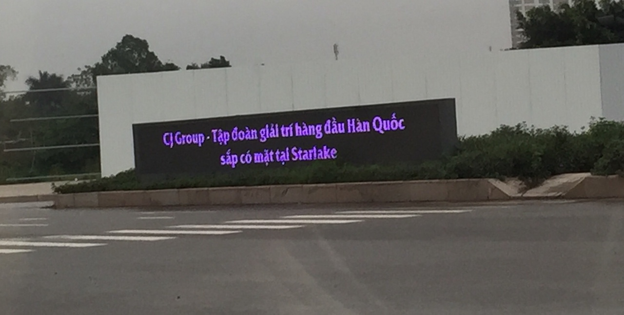 Biển LED modul Điện Tử - Biển Ma Trận