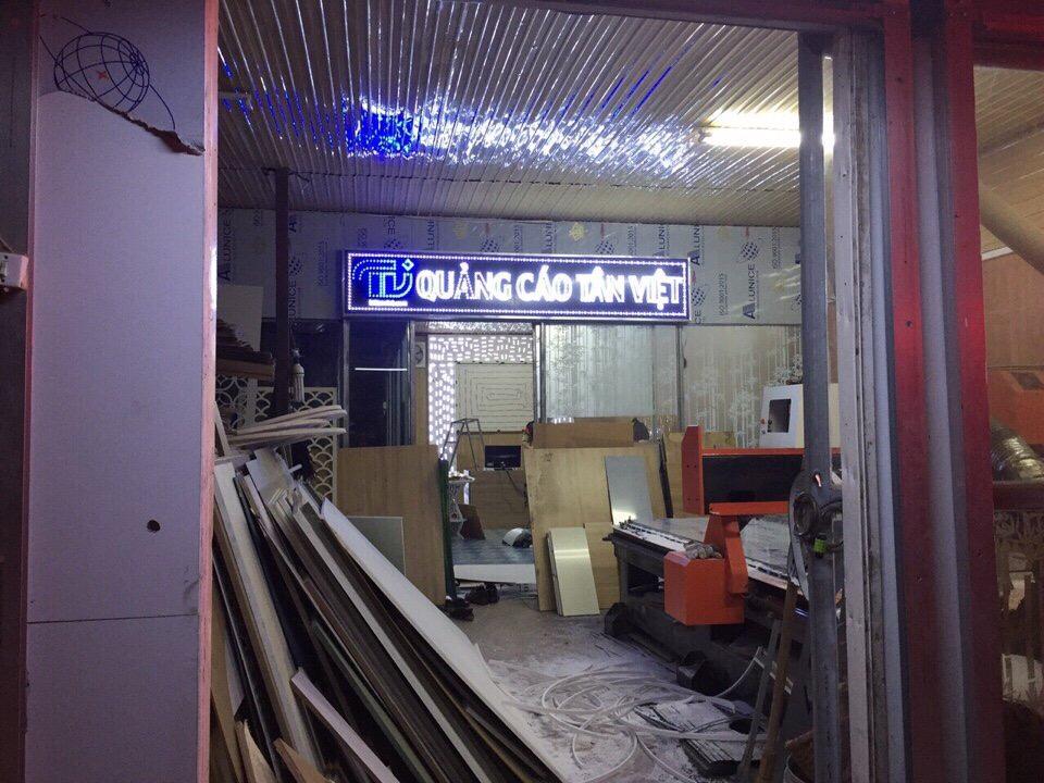 Làm Biển LED Chữ Nổi Chuyên Nghiệp Tại  Quận Long Biên 1