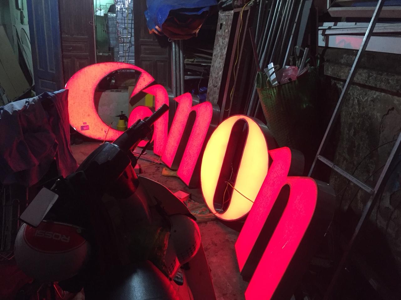 Làm Biển LED Chữ Nổi Chuyên Nghiệp Tại  Quận Đống Đa 2